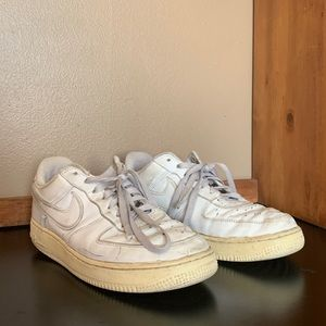 NIKE Air Force 1's (ones)